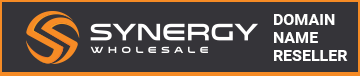 Synergy Wholesale Domain Name Reseller