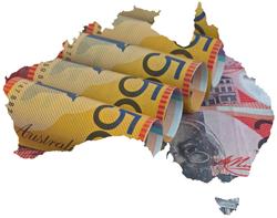Make money in Australia - dominate the market